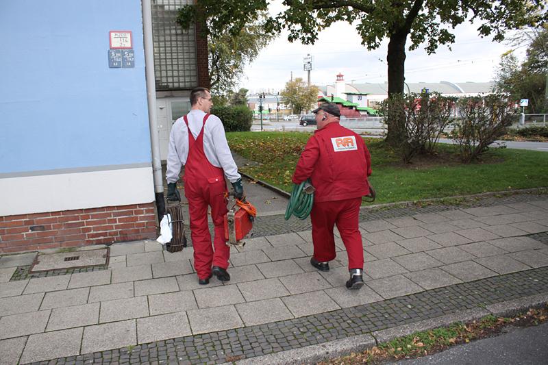 Kanalsanierung in Krefeld