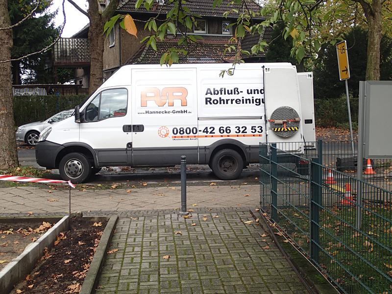 Rohrreinigung in Krefeld